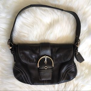 Coach Soho Shoulder Hobo Bag